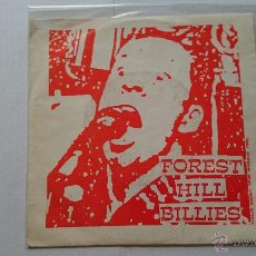 Discos de vinilo: FOREST HILL BILLIES - IT'S THE WOULUFF / FOOD POISONING / FOREST HILL SKA (EP EDIC. UK-FRANCE 1986). Lote 54410910
