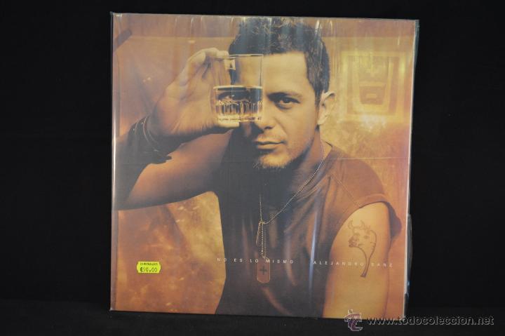 ALEJANDRO SANZ - NO ES LO MISMO - MAXI PROMOCIONAL (Música - Discos de Vinilo - Maxi Singles - Solistas Españoles de los 70 a la actualidad)