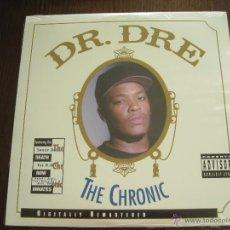 Discos de vinilo: DR. DRE - THE CHRONIC (1992) - LP DOBLE REEDICIÓN DEATH ROW 2017 NUEVO. Lote 54413321