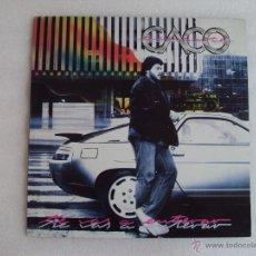 Discos de vinilo: CACO SENANTE, TE VAS A ENTERAR, PM RECORDS 1988. Lote 54414202