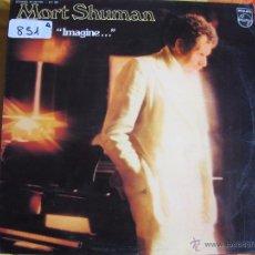 Discos de vinilo - lp - mort shuman - imagine (spain, philips 1976) - 54415324