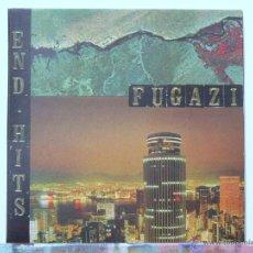 Disques de vinyle: FUGAZI-END HITS (LP. DISCHORD RECORDS. 1998) VINILO GRIS. Lote 54422181
