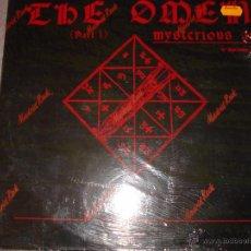 Discos de vinilo: THE MYSTERIOUS ART - THE OMEN. Lote 54422830