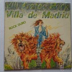 Discos de vinilo: FURIA ANIMAL (3º HEAVY VIII TROFEO ROCK VILLA MADRID) - BUSCAME / LOS FUERTES VENCERAN (PROMO 1985). Lote 54423754