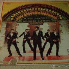 Discos de vinilo: THE TEMPTATIONS ( THE TEMPTATIONS SHOW ) USA - 1969 LP33 MOTOWN RECORDS. Lote 54426630