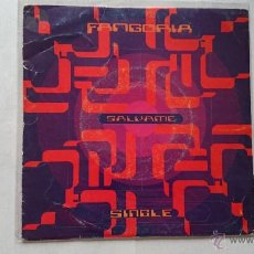 Disques de vinyle: FANGORIA (ALASKA & NACHO CANUT) - SALVAME / DEJA VU SALVAME (1992). Lote 54426747