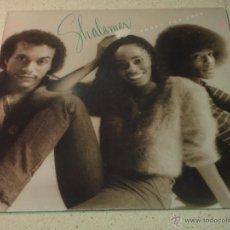 Discos de vinilo: SHALAMAR ( THREE FOR LOVE ) NEW YORK-USA 1980 LP33 SOUND OF LOS ANGELES RECORDS. Lote 54427262