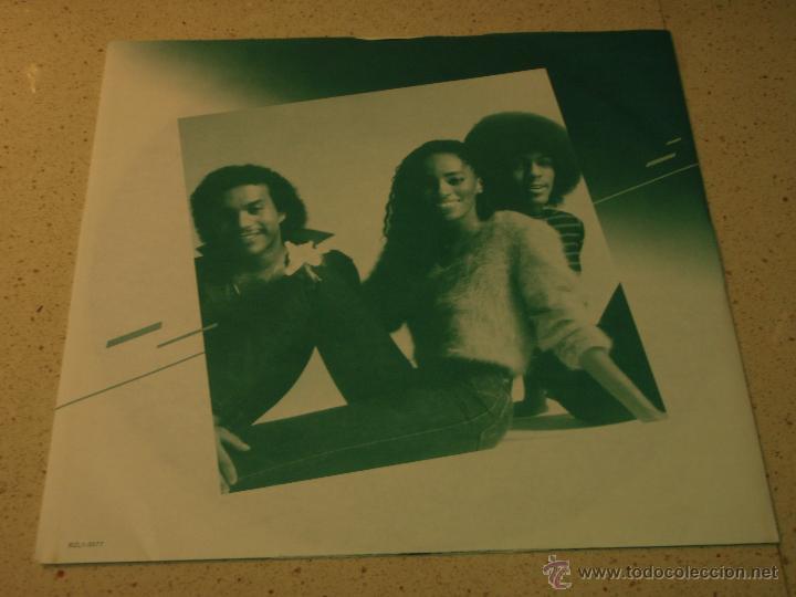 Discos de vinilo: SHALAMAR ( THREE FOR LOVE ) NEW YORK-USA 1980 LP33 SOUND OF LOS ANGELES RECORDS - Foto 3 - 54427262