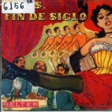 Dischi in vinile: ORQUESTA LAMOUREUX (PARIS, FIN DE SIGLO) EP 1959). Lote 54429744
