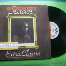Discos de vinilo: GREGORY ISAACS EXTRA CLASSIC LP UK 2005 PDELUXE. Lote 54434214