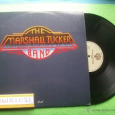 Discos de vinilo: THE MARSHALL TUCKER BAND LP SAPIN 1980 PDELUXE. Lote 54434448