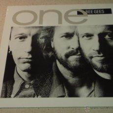Discos de vinilo: BEE GEES ( ONE ) 1989 - GERMANY LP33 WARNER BROS RECORDS. Lote 54434717
