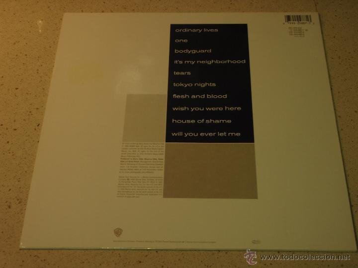 Discos de vinilo: BEE GEES ( ONE ) 1989 - GERMANY LP33 WARNER BROS RECORDS - Foto 2 - 54434717