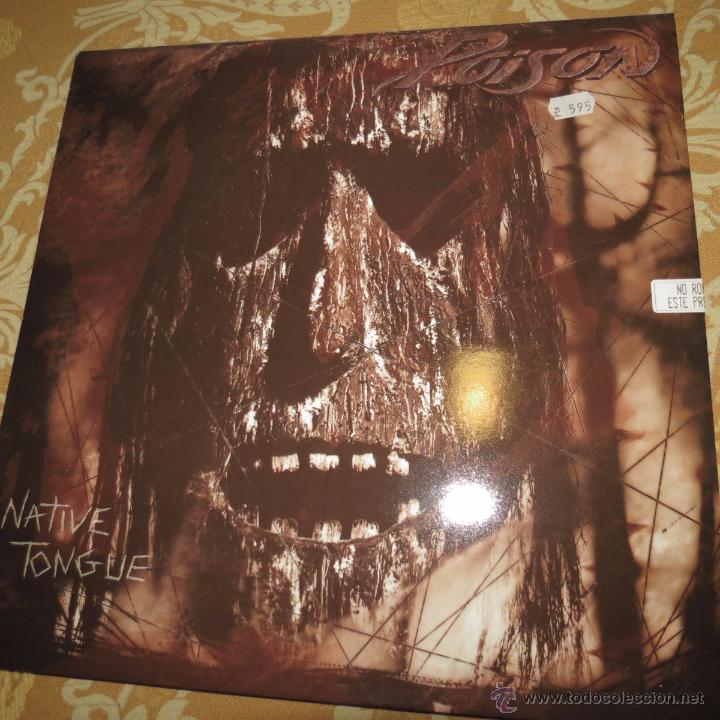 Poison - native tongue - Sold through Direct Sale - 54436308