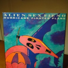 Discos de vinilo: M-ALIEN SEX FIEND - HURRICANE. Lote 54443753