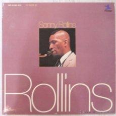 Discos de vinilo: LP SONNY ROLLINS SONNY ROLLINS 2LP MINT SIN USAR CARPETA NM. Lote 54448459