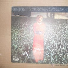 Discos de vinilo: HELEN REDDY (SN) I DON'T KNOW HOW TO LOVE HIM AÑO 1971. Lote 54450234
