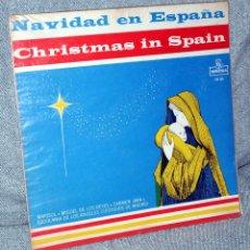 Discos de vinilo: MARISOL Y OTROS - LP VINILO 12'' - NAVIDAD EN ESPAÑA - EDITADO EN COLOMBIA - AÑO 1962. Lote 54453603