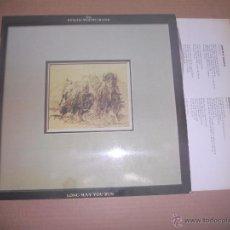 Discos de vinilo: THE STILLS-YOUNG BAND (LP) LONG WAY YOU RUN AÑO 1976 - HOJA INTERIOR CON LETRAS. Lote 54453723