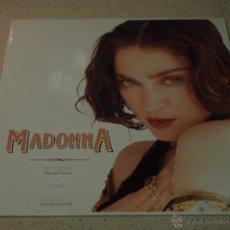 Discos de vinilo: MADONNA ( CHERISH 2 VERSIONES - SUPERNATURAL ) 1989 - GERMANY MAXI45 SIRE. Lote 54455181
