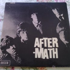 Discos de vinilo: LP VINILO ROLLING STONES - AFTER MATH 1966 - SPAIN PRESS REISSUE 1976 DECCA / MONO LK4786 / RARO!!!. Lote 54463359