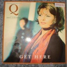 Discos de vinilo: Q FT. TRACY ACKERMAN - GET THERE. Lote 54467896