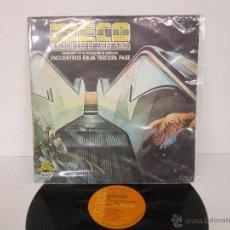 Discos de vinilo: MECO - ENCUENTROS EN LA TERCERA FASE - LP - RCA 1978 SPAIN DISCO COSMIC. Lote 54472788