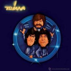 Discos de vinilo: TRIANA - LP VINILO + CD UN MAL SUEÑO -180 GRAMOS - NUEVO Y PRECINTADO. Lote 54474654