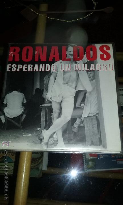 SG LOS RONALDOS - ESPERANDO UN MILAGRO 1993 (Música - Discos - Singles Vinilo - Grupos Españoles de los 70 y 80)