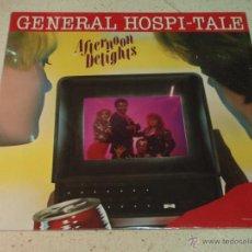 Discos de vinilo: AFTERNOON DELIGHTS (GENERAL HOSPI-TALE ) CALIFORNIA-USA 1981 LP33 MCA RECORDS. Lote 54476827