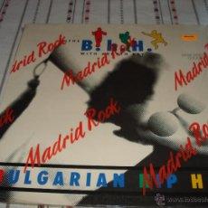Discos de vinilo: B1 THE B.H.H. WITH ARDATH BEY. BULGARIAN HIP HOP. Lote 54489281