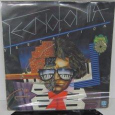 Discos de vinilo: 5ª ESTACION - TECNOFONIA - LP - BELTER 1983 SPAIN . Lote 54493872