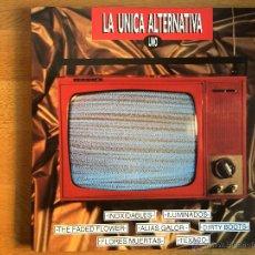 Discos de vinilo: LA UNICA ALTERNATIVA UNO. Lote 54495423