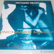 Discos de vinilo: FLOOR .- UNCHAINED MELODY.- SELLO BLANCO Y NEGRO.- MAXI SINGLE 12¨-1991. Lote 54496764