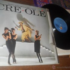 Discos de vinilo: KID CREOLE & COCONUTS LP THE BEST OF CRE OLE MADE IN SPAIN 1984. Lote 54497229