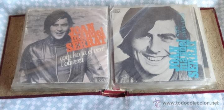 Discos de vinilo: JOAN MANUEL SERRAT LOTE DE 18 EP´S AÑOS 60 Y 70 - Foto 6 - 54508347