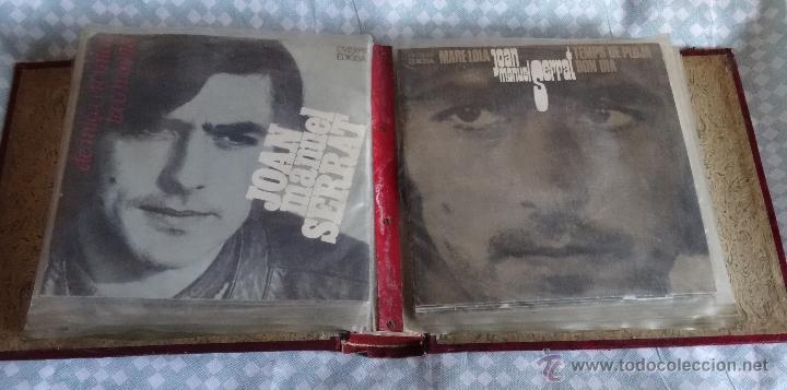 Discos de vinilo: JOAN MANUEL SERRAT LOTE DE 18 EP´S AÑOS 60 Y 70 - Foto 7 - 54508347