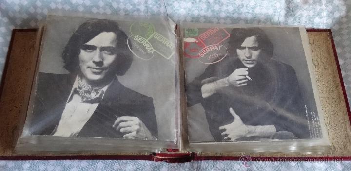 Discos de vinilo: JOAN MANUEL SERRAT LOTE DE 18 EP´S AÑOS 60 Y 70 - Foto 8 - 54508347