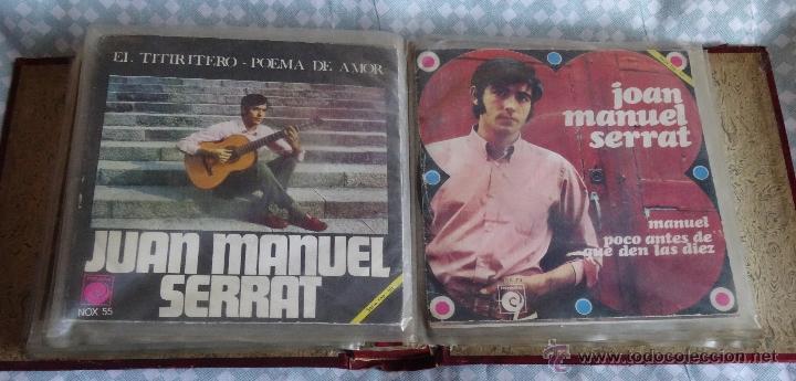 Discos de vinilo: JOAN MANUEL SERRAT LOTE DE 18 EP´S AÑOS 60 Y 70 - Foto 9 - 54508347