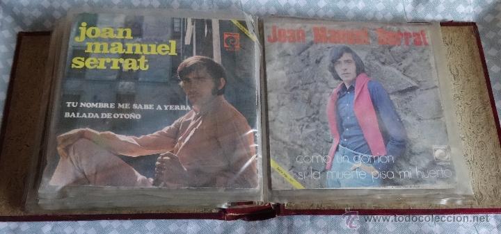 Discos de vinilo: JOAN MANUEL SERRAT LOTE DE 18 EP´S AÑOS 60 Y 70 - Foto 10 - 54508347