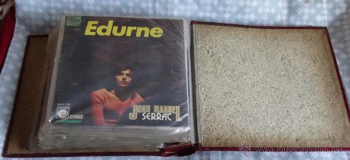 Discos de vinilo: JOAN MANUEL SERRAT LOTE DE 18 EP´S AÑOS 60 Y 70 - Foto 12 - 54508347