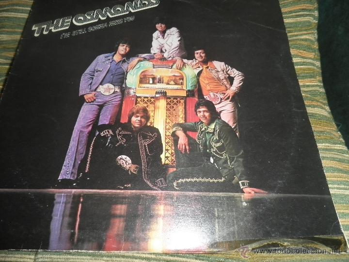 THE OSMONDS - I´M STILL GONNA NEED YOU LP - ORIGINAL FRANCES - MGM RECORDS 1975 - STEREO - (Música - Discos - LP Vinilo - Pop - Rock Extranjero de los 50 y 60)