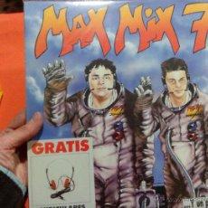 Discos de vinilo: LP MAX MIX 7 LP DOBLE. Lote 54514455