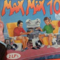 Discos de vinilo: LP MAX MIX 10 LP DOBLE. Lote 54514599
