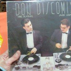 Discos de vinilo: LP DON DISCO MIX. Lote 54514639