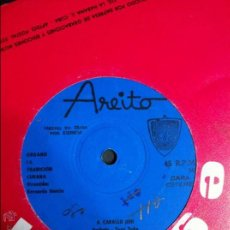 Discos de vinilo: ÓRGANO LA TRADICIÓN CUBANA. A CABALLO, EH! + EL GOLPE BIBIJAGUA. AREITO Nº 7429. Lote 54516805