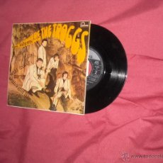 Discos de vinilo - THE TROGGS - WILD THING +3 - EP 1966 spain ver fotos - 54519436