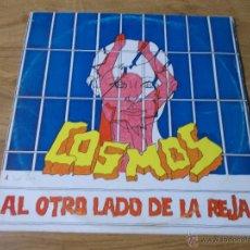Discos de vinilo: COSMOS. AL OTRO LADO DE LA REJA.. Lote 54520850