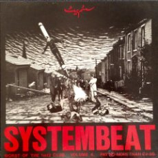 Discos de vinilo: SYSTEMBEAT WORST OF THE 1IN12 CLUB VOLUME 4. Lote 54523140