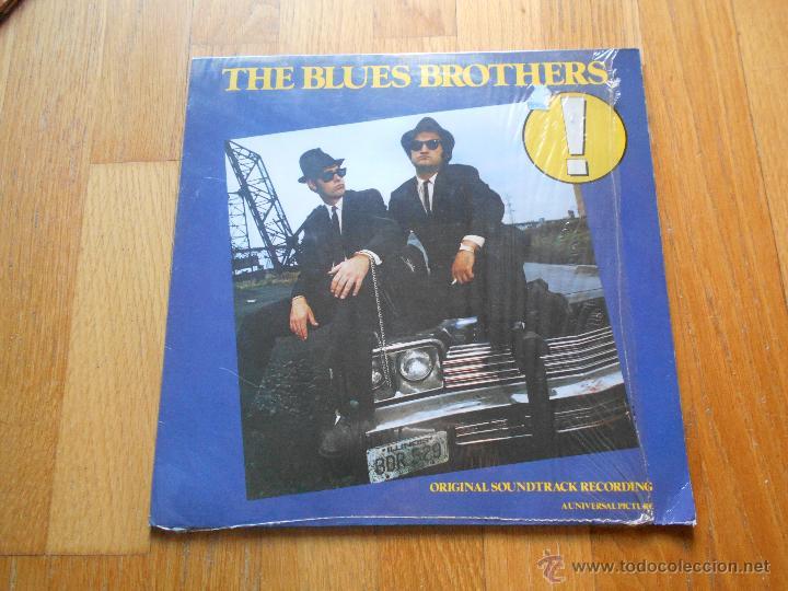 THE BLUES BROTHERS ORIGINAL SOUNDTRACK RECORDIMG (Música - Discos - LP Vinilo - Jazz, Jazz-Rock, Blues y R&B)
